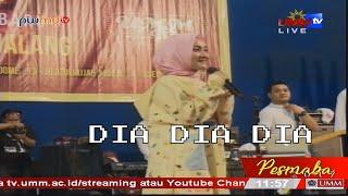 Video Fatin Shidqia Lubis DIA DIA DIA live Universitas Muhammadiyah Malang MP3, 3GP, MP4, WEBM, AVI, FLV Mei 2018