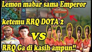 Video EVOS Emperor, RRQ Lemon Mabar Ketemu RRQ DOTA 2   Dibantai Ga di kasih ampun RRQ DOTA 2 CUY!! MP3, 3GP, MP4, WEBM, AVI, FLV Oktober 2018