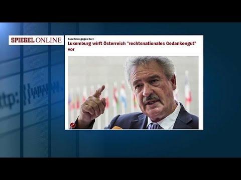 Προκλητικές δηλώσεις του Αυστριακού υπουργού Άμυνας για το μεταναστευτικό