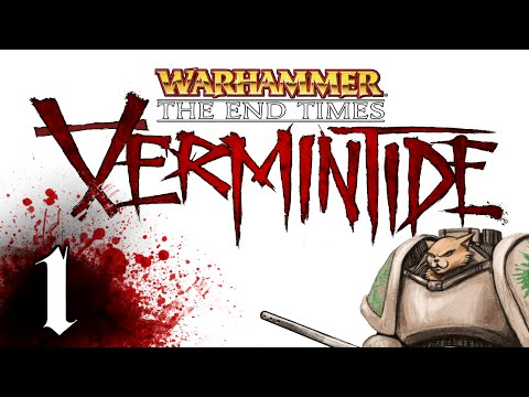 геймплей Warhammer End Times - Vermintide
