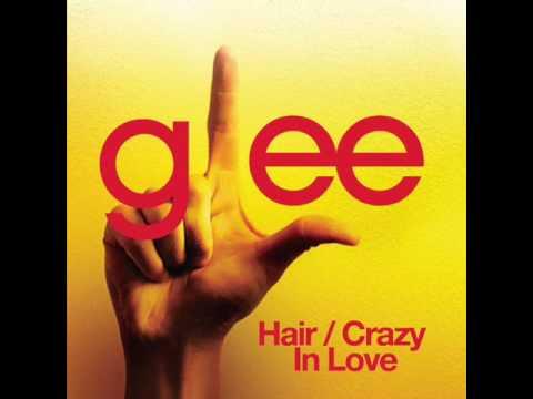 Tekst piosenki Glee Cast - Hair po polsku