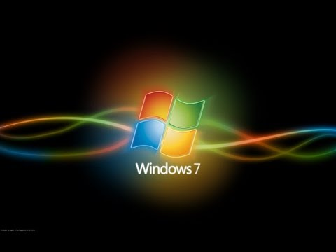 comment modifier l'image de démarrage de windows 7