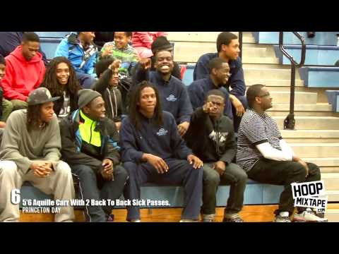 Aquille Carr Highlights SHUTS DOWN GYM