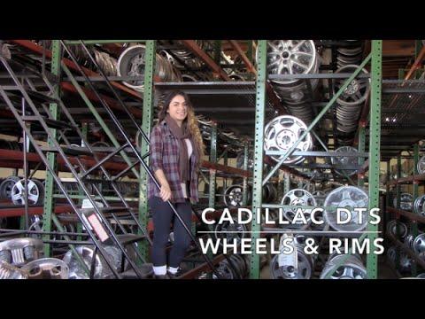 Factory Original Cadillac DTS Wheels & Cadillac DTS Rims – OriginalWheels.com