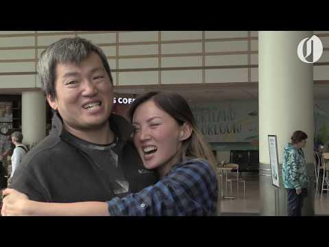 DNA test reunites Korean adoptees 34 years later