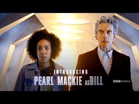Doctor Who: rivelato il volto della nuova compagna di Peter Capaldi