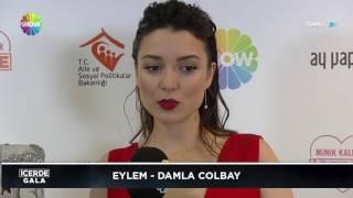 Abone Ol → http://bit.ly/ShowTVYouTubeİçerde'nin Lütfü Kırdar Kongre Merkezi'nde gerçekleşen büyük finalinin gala heyecanı!