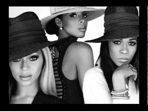 Tekst piosenki Destiny's Child - Twirk po polsku