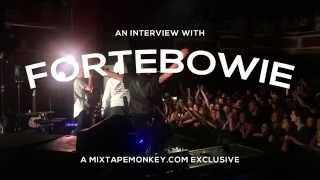 MixtapeMonkey - An Interview With ForteBowie + Live Performance Footage