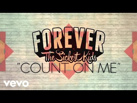 Count on Me Lyric Video