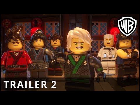 La LEGO Ninjago Película - Tráiler 2?>