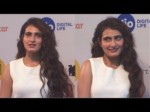 Fatima Sana Shaikh At Mami Movie Mela 2017