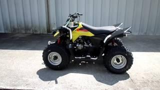 2. 2017 - Suzuki QuadSport Z90