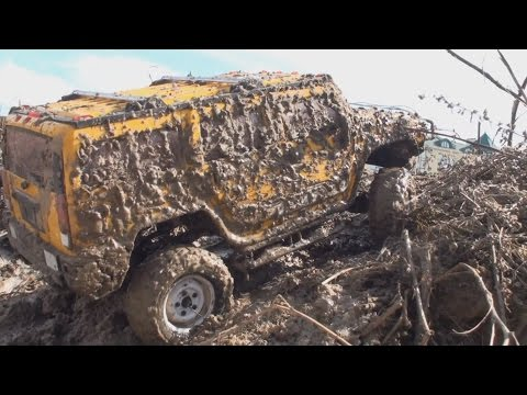 RC Trial & Trophi - mud diggers 2011