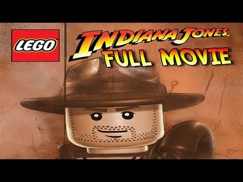 LEGO Indiana Jones and the Raiders of the Lost Ark The Full Movie
