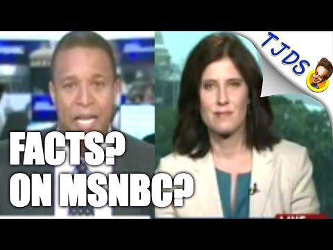 MSNBC Does Two Whole Minutes Of Trump Fact-Checking