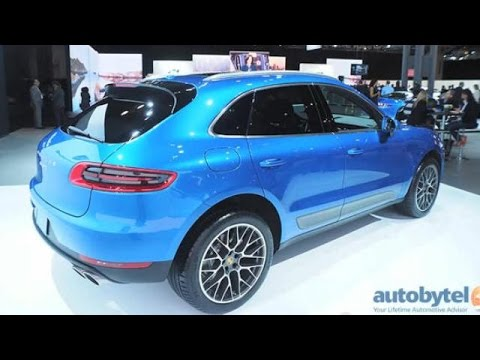 Fab Five Crossovers and Wagons at the LA Auto Show 2014