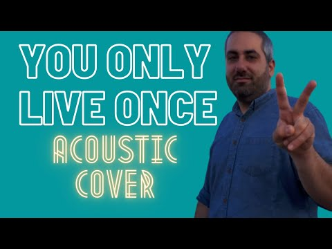 You only live once (The Strokes) por Matteo Pauselli