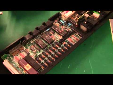 Teardown of Sinclair QL
