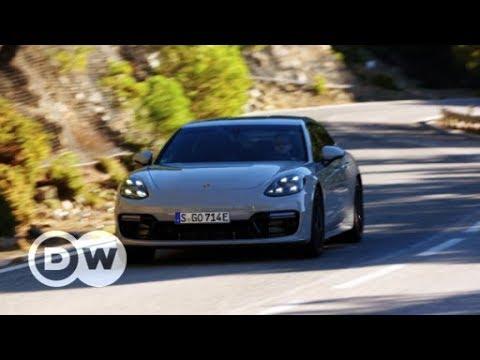 Porsche Panamera turbo S e-Hybrid Sports Turismo -  ...