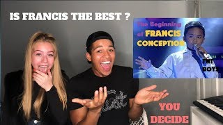 Vocal Coach & Student React | TNT Boys | Francis Conception At The Start of His Career | REACTION