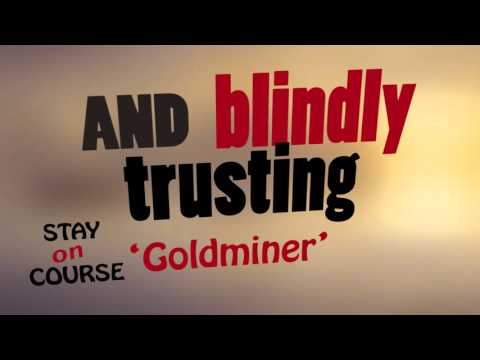 Stay On Course - Stay On Course - Goldminer (lyric video)