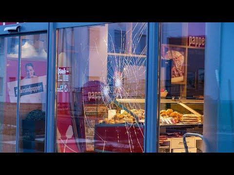 Amoklauf in Fulda: Polizei erschießt Randalierer in Bäc ...