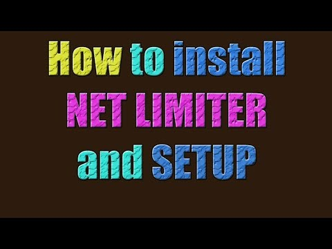 netlimiter tagalog version step by step.