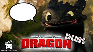 Video If Dragons in How To Train Your Dragon Could Talk MP3, 3GP, MP4, WEBM, AVI, FLV Agustus 2018