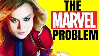 Video The Fatal Flaws of Captain Marvel MP3, 3GP, MP4, WEBM, AVI, FLV Mei 2019