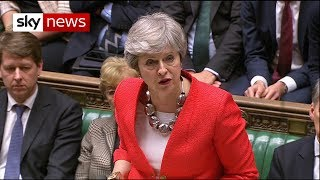 Theresa May's Brexit deal is rejected