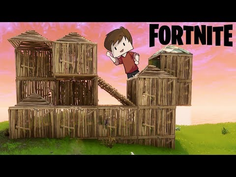 Grian Plays FORTNITE