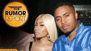 Video It s A Wrap For Nas and Nicki Minaj MP3, 3GP, MP4, WEBM, AVI, FLV Januari 2018