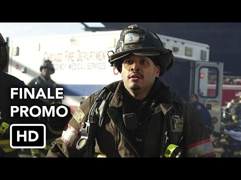 Chicago Fire 5.22 Preview