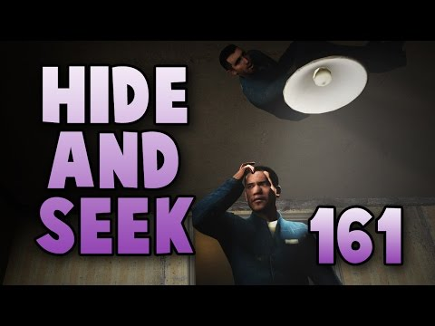 hide - We switch over to a new awesome map in a forest and I pester Minx and join her in her hiding spot much to her dismay! Enjoy! ;D This is part 161, watch part 160 here - http://youtu.be/QL6RwLFcv5A...