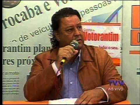 Debate dos Fatos TV Votorantim 19 07 13