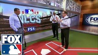Pete Rose, Alex Rodriguez and Frank Thomas share exclusive hitting secrets by FOX Sports