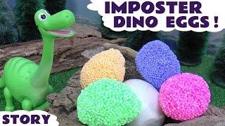 Imposter Dino Eggs