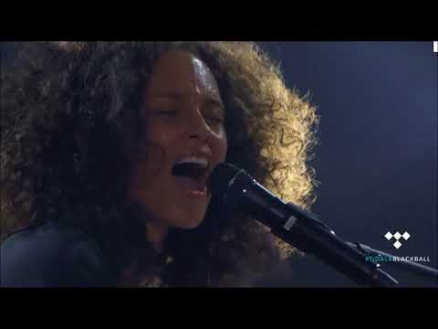 Alicia Keys - Fallin' Live 2016