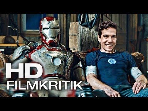 IRON MAN 3 Kritik | 2013 Marvel [HD]