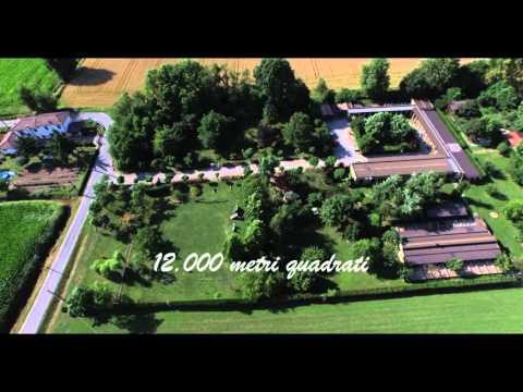 Presentazione centro Ramo d'oro - Riprese con drone