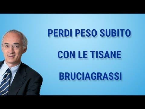 dott. vittorio caprioglio - tisane bruciagrassi