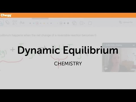 Definition of dynamic equilibrium chegg fandeluxe Images