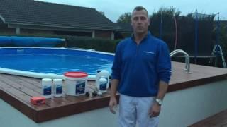Nedlukning af pool i alle størrelser og former
