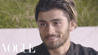 Video Zayn Malik Sounds Off on Fashion, Fame, and the Meaning Behind His Home Studio | Vogue MP3, 3GP, MP4, WEBM, AVI, FLV Juli 2018
