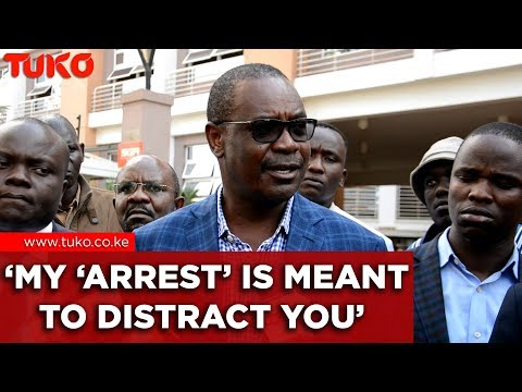 KENYA BREAKING NEWS - Former Nairobi Governor Dr. Evans Kidero Troubles with the EACC | Tuko TV