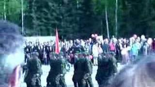 Obninsk Russia  City new picture : Military parade in Obninsk, Russia