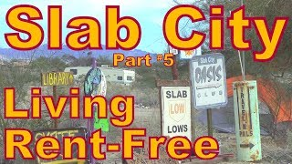 Video Living Rent-Free at Slab City: Part 5 of the Series MP3, 3GP, MP4, WEBM, AVI, FLV Maret 2018