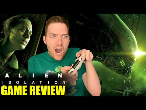 Alien: Isolation – Game Review