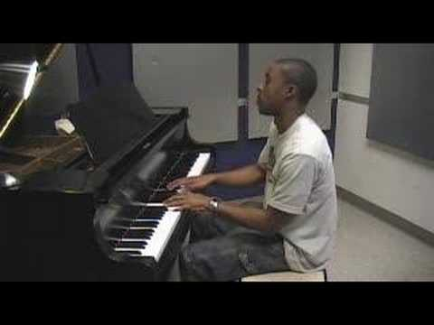 Omarion : Ice Box piano cover